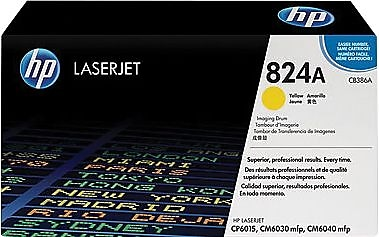 HP 824A Yellow Image Drum (CB386A)