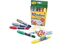 Crayola® Washable Window Crayons