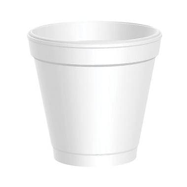 Dart® Insulated Foam Hot/Cold Cups, 4 oz., 1,000/Case