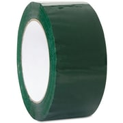 "Commercial Grade Color-Coding Packaging Tape, 1.88""x109.3 yards, 3"" Core, Green"