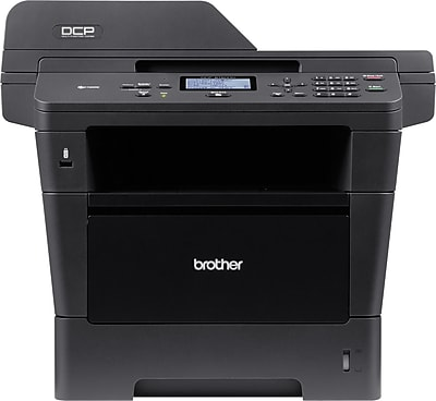 Brother DCP-8150dn High-Speed Laser Multi-Function Copier with Duplex Printing and Networking
