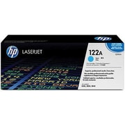 HP 122A Cyan Toner Cartridge (Q3961A), High Yield