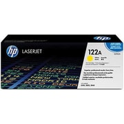 HP 122A Yellow Toner Cartridge (Q3962A), High Yield
