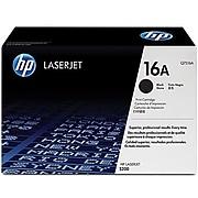HP 16A Black Standard Yield Toner Cartridge (Q7516A)