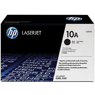 HP 10A Black Toner Cartridge (Q2610A)