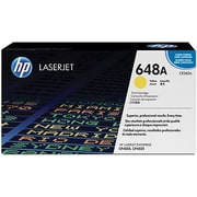 HP 648A (CE262A) Yellow Original LaserJet Toner Cartridge