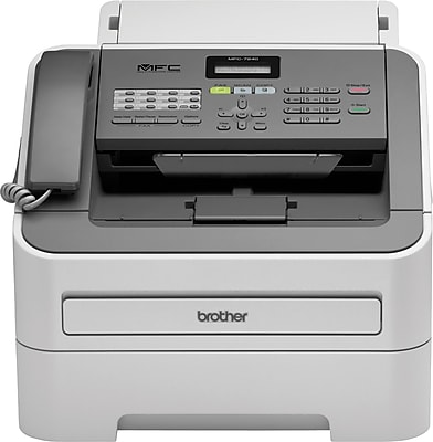 Brother MFC7240 Mono Laser AllinOne Printer Staples