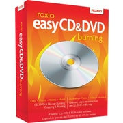 Roxio® - Logiciel d'inscription de CD/DVD