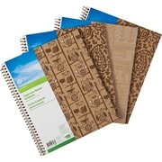 "Sustainable Earth by Staples™ Sugarcane-Based Notebook, 11"" x 8-1/2"", 200 Pages"
