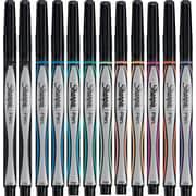 Sharpie® Pens, Fine Point, Assorted Colors, 12/pk (1802226)
