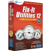 Avanquest - Logiciel Fix-It Utilities 12 Professional, 5 utilisateurs, bilingue