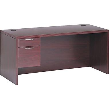 HON® Valido™ 11500 Series Left Pedestal Desk, 29 1/2