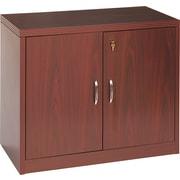 "HON® Valido™ 11500 Series Storage Cabinet, 29 1/2""H x 36""W x 20""D, Mahogany"