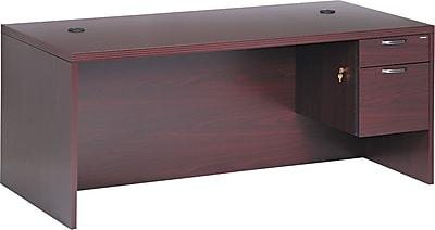 HON® Valido™ 11500 Series Right Pedestal Desk, 29 1/2