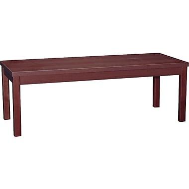 HON® Coffee Occasional Table, Mahogany (HON80191NN)