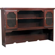 "DMI™ Governors Traditional Laminate Hutch, 66""W, Mahogany"