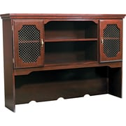 "DMI™ Governors Traditional Laminate Hutch, 60""W, Mahogany"