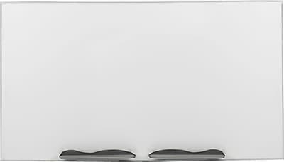 Best-Rite® Magnetic Porcelain Dry Erase Board Porcelain On Steel White, 145 lbs.