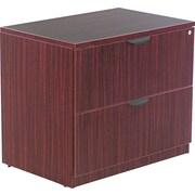 "Alera™ Valencia File Cabinet, 29 1/2""H x 34""W x 22 3/4""D, Mahogany"