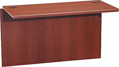 HON® 10700 Series Prestigious Wood Laminate Bridge, 29 1/2