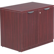"Alera™ Valencia Storage Cabinet, 29 1/2""H x 34""W x 22 3/4""D, Mahogany"