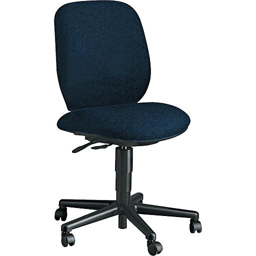 HON® HON7703AB90T 7700 Series Fabric Office Chair, Blue