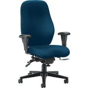 HON 7800 Series Fabric Computer and Desk Office Chair, Adjustable Arms, Mariner (H7808NT90T.COM)