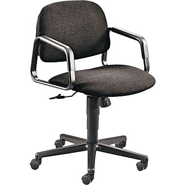 HON® 4000 Solutions Seating® Mid-Back Swivel/Tilt Manager Chair, Gray