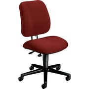 HON® 7700 Multi-Task Fabric Chair, Burgundy