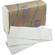ScottMD – Essuie-tout pliés contenant 20 % de fibres de plantes, 16/paquet