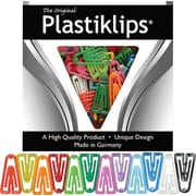 Baumgarten's Plastic Clips, X-Large, Assorted Colours