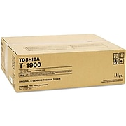 Toshiba® T1900 Toner/Drum/Developer Cartridge