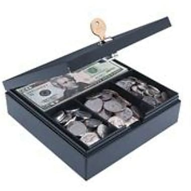MMF Industries™ STEELMASTER® Personal Drawer Safe, Black, 2
