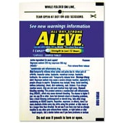 Aleve Pain Relief Caplet, 30/Box (LIL51030)
