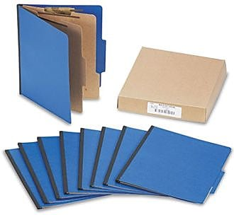 Presstex ColorLife Classification Folder, 1/2