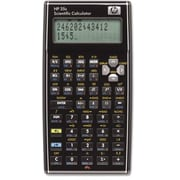 Hewlett Packard Scientific Calculator, 2-Line Display, Raised Edges, 100 Built-In Functions, Black