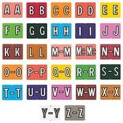 Oxford® – Étiquettes alphabétiques compatibles Datafile®