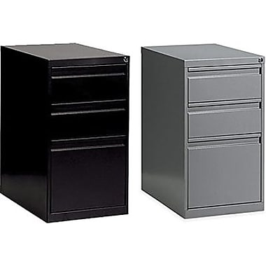 Box/Box/File Pedestals, 3-Drawer