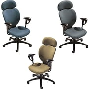 Global® Azeo High-Back Multi-Tilt Chairs
