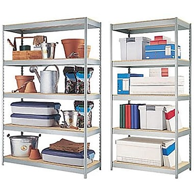 Hirsh SPACE SOLUTIONS Industrial Steel Shelving