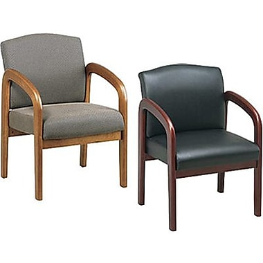 Office Star Wood Guest Chairs  sc 1 st  Staples & Office Star Wood Guest Chairs | Staples