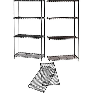 Safco® Industrial Wire Shelving, 18