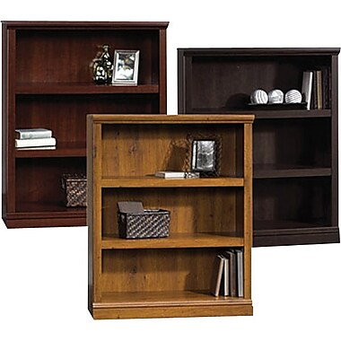 Sauder® Bookcases, 3-Shelf