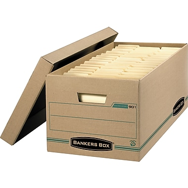 Bankers Box® Enviro Stor Storage Boxes