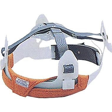 SWEATSOpad® Hook And Loop Strap FR Fleece Cotton Sweatband, Used With Suspension Headgear