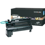 Lexmark C792 Black Toner Cartridge (C792X2KG), Extra High Yield