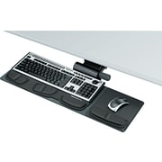 "Fellowes ® Professional Series Compact Keyboard Tray, Black, 19""(W) x 9 1/2""(D)"