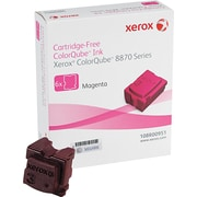 Xerox® 108R00951 ColorQube Magenta Solid Ink Sticks