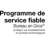 Staples® – Plan de remplacement de 2 ans du Programme de service fiable pour les tablettes de 250$ à 749,99 $