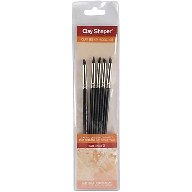 Armadillo Art & Craft Clay Shapers Wallet, Extra Firm Clay Tip #2